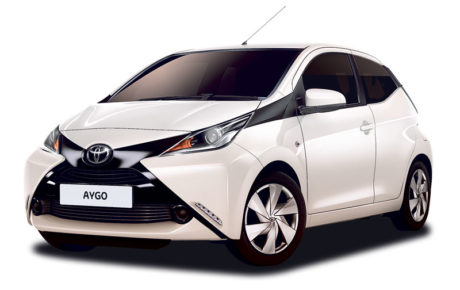 Toyota Aygo, si rinnova